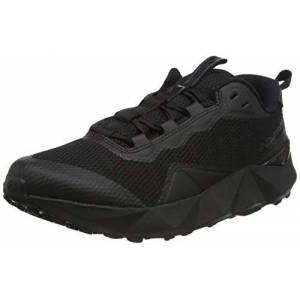 Columbia Men's Facet 15 Outdry Walking Shoe, Black, Black, 6 UK