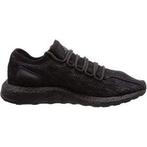 adidas Men's Pureboost Running Shoes, Black (Core Black/DGH Solid Grey/Hi-Res Orange S18), 14.5 UK