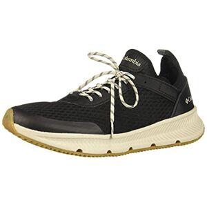 Columbia Men's Summertide Walking Shoe, Black, Dark Stone, 6 UK