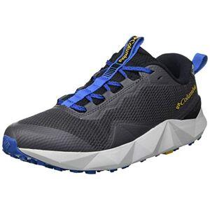 "Columbia Men's Facetâ""¢ 15 Outdryâ""¢ Walking Shoe, Dark Grey Bright Gold, 8 UK"