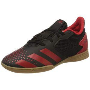 adidas Predator 20.4 In Sala J, Men's Soccer Shoe, Black, 10k UK (28 EU)