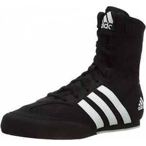 adidas Box Hog.2, Men's Fitness Shoes, Black (Core Black/Ftwr White/Core Black Core Black/Ftwr White/Core Black), 3.5 UK (36 EU)