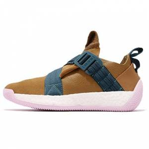adidas Harden Ls 2 Buckle, Men's Basketball Shoes, Brown (Mesa/Aerpnk/Petnit Mesa/Aerpnk/Petnit), 12 UK (47 1/3 EU)