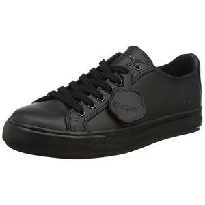 Kickers Unisex's Tovni Lacer Shoes, Black, 11 UK 46 EU
