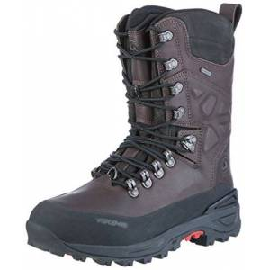 Viking Unisex Adults' Myrdrag GTX Hunting Shoes, Brown (Dark Brown/Black), 9 UK