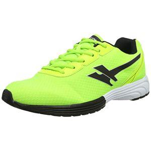 Gola Men's Vortex PRO Running Shoes, Green (Volt/Black Zb), 10 UK 44 EU