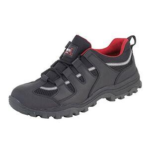 Himalayan Men's 3420 Safety Trainers, Black (Black 002), 10 UK 44 EU