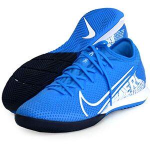 Nike Men's Vapor 13 PRO IC Indoor Court Shoe, Blue Hero White Volt Obsidian, 6 UK