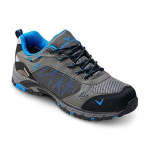 Black Crevice Wander- & Trekkingschuhe, Men's Training, Grey(Grey/ blue), 10.5 UK (44 EU)
