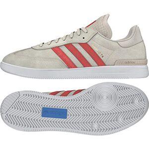 adidas Men's Samba Adv Gymnastics Shoes, Braun Clear Brown Trace Scarlet S18 FTWR White, 12 UK