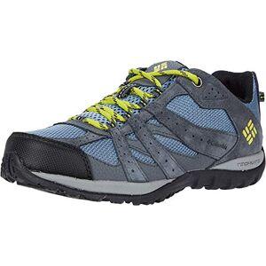 Columbia Youth Redmond Shoe, Blue (Steel, Zour 413), 6 UK