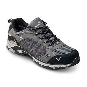 Black Crevice Wander- & Trekkingschuhe, Men's Training, Grey(black / silver / gray), 10 UK (44 EU)