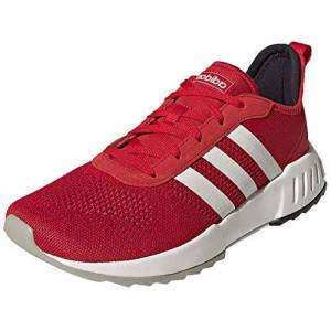 adidas Men's Phosphere Competition Running Shoes, Scarlet/Chalk White/Core Black, 10 UK
