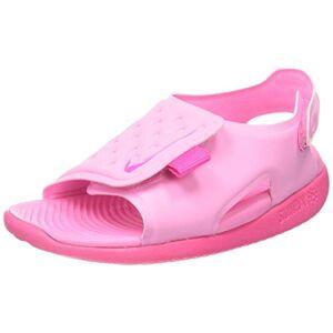 Nike Boys Sunray Adjust 5 (td) Gymnastics Shoes, Pink (Psychic Pink/Laser Fuchsia 601), 1.5 UK