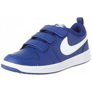 Nike Unisex Kid's Pico 5 (GS) Sneaker, Deep Royal Blue/White, UK