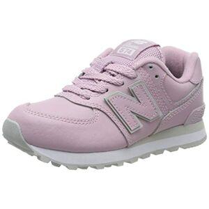 New Balance Girls' 574v2 Trainers, Pink (Light Pink Light Pink), 6 (39 EU)