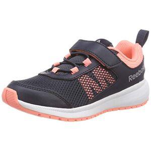 Reebok Road Supreme Alt, Unisex Kids' Running, Blue (Coll Navy/Digital Pink/Wht/Silver Coll Navy/Digital Pink/Wht/Silver), 1.5 UK (32.5 EU)