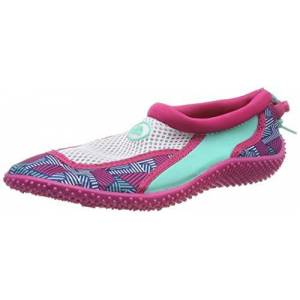 Trespass Girls' SQUIDETTE Water Shoes, Pink (Pink Lady Print PLN), 3 (35 EU)