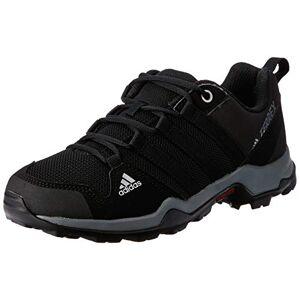 adidas Unisex Kids' Terrex Ax2r K Nordic Walking Shoes, Black Core Black Core Black Vista Grey S15 Core Black Core Black Vista Grey S15, 13 UK