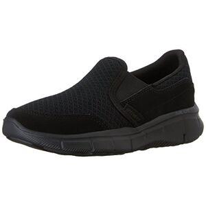 Skechers Equalizer Persistent, Boy's Low-Top Sneakers, Black (Black Bbk), 12.5 Child UK (31 EU)