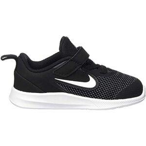 Nike Unisex Kids' Downshifter 9 Gymnastics Shoes, Black/White/Anthracite/Cool Gray, 6.5 UK