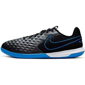 Nike Boys' Legend 8 Academy Ic Footbal Shoes, Black (Black/Black-Blue Heron 004), 13 UK