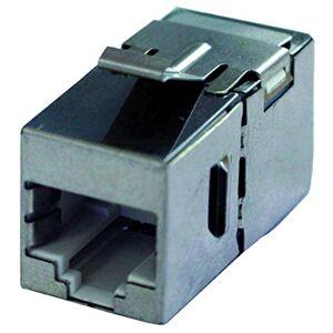BACHMANN 940.083 Keystone module CAT6 (RJ-45) coupling - Shielded - (