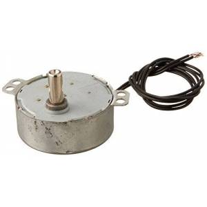 Sourcingmap 220-240VAC 4W Double Wires 5-6RPM/min Synchronous Motor for Micro Oven