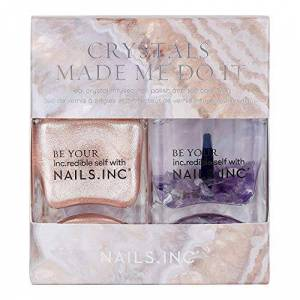 Nails Inc Crystals Made Me Do It Duo