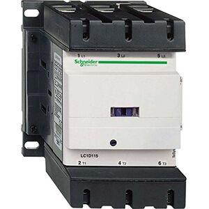 Schneider elec pic PC7 09 00 Contactor 115a 1na/1nc 200v 50/60 hz