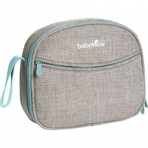A032002 Babymoov Baby Healthcare and Grooming Set, Grey/Blue