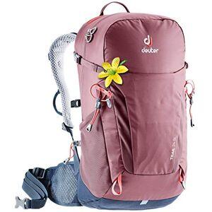 Deuter Unisex's Trail 24 SL Backpack, Maron-Navy, 54 cm