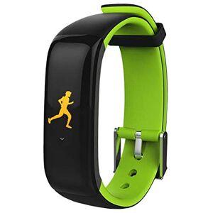 Brigmton bsport-15-v Smart Bracelet, Green, One Size