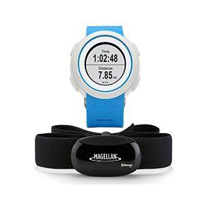 Magellan Echo Smart Running Sport Watch with Heart Rate Strap, unisex adult, Echo Smart, blue