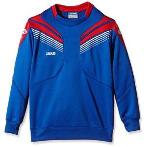 JAKO Children's Training Sweatshirt Pro Multi-Coloured Royal/Rot/Weiß Size:13 years