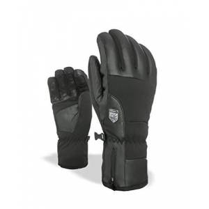 Level Waterproof Men's Outdoor Sharp Gloves available in Black - Size 9