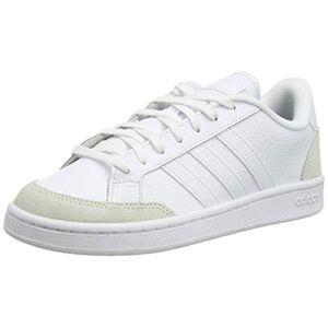 adidas GRAND COURT SE, Men's Tennis Shoes, Ftw Bla/Ftw Bla/Griorb, 10 UK (44 2/3 EU)