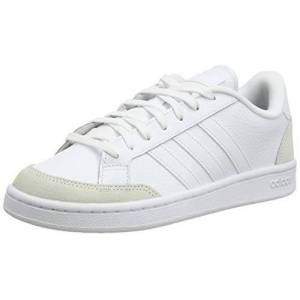 adidas GRAND COURT SE, Men's Tennis Shoes, Ftw Bla/Ftw Bla/Griorb, 9 UK (43 1/3 EU)