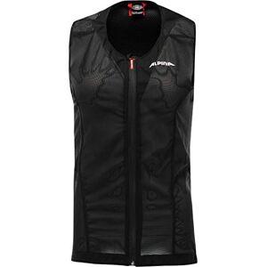 Alpina Sports Gmbh ALPINA PROSHIELD JUNIOR VEST black 152