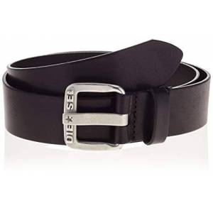 Diesel Men's B-STAR Belt, Brown (Black/Opal Free H5908-Pr227), 85/34