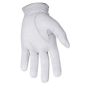 Footjoy Pro Flx Golf Glove, Men, mens, 68058, white, blue, L