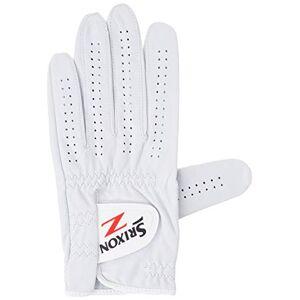 Cleveland Golf Srixon Men's Z Cabretta Glove, White, M