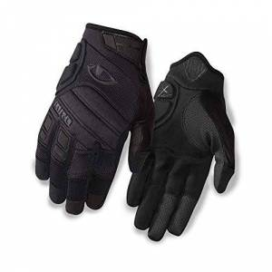 Giro Xen Men's Gloves, Men, Handschuhe Xen, Black, X-Large