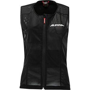 Alpina Sports Gmbh ALPINA Women's PROSHIELD Vest Protector, Black, S