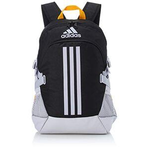 adidas BP Power V Backpack, Youth Unisex, Black/GRIGLO/OROACT (Multicoloured), One Size