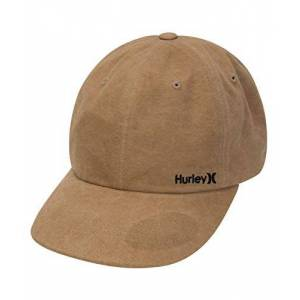 Hurley Men's M Andy Caps/Hats, Khaki, 1SIZE
