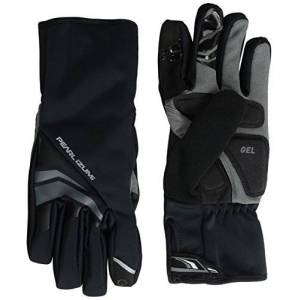 Pearl Izumi Men's Elite Softshell Gel Gloves, Black, Medium
