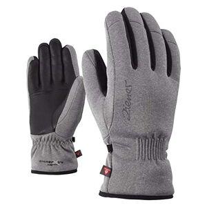 Ziej5|#ziener Ziener Karine as (R) PR Ski Gloves Women's Gloves, Men, KARINE AS(R) PR lady glove, grey melange, 6