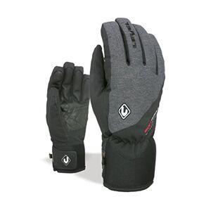 Leva5|#level Level Force Men's Gloves Anthracite, 9.5