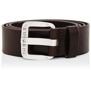 Diesel Men's B-star Belt, Brown (Coffee Bean/Opac Free H5906-Pr227), 38 (size: 100)